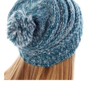 b308049726218 Dakine Accessories - Dakine Teal Mix Scrunch Beanie